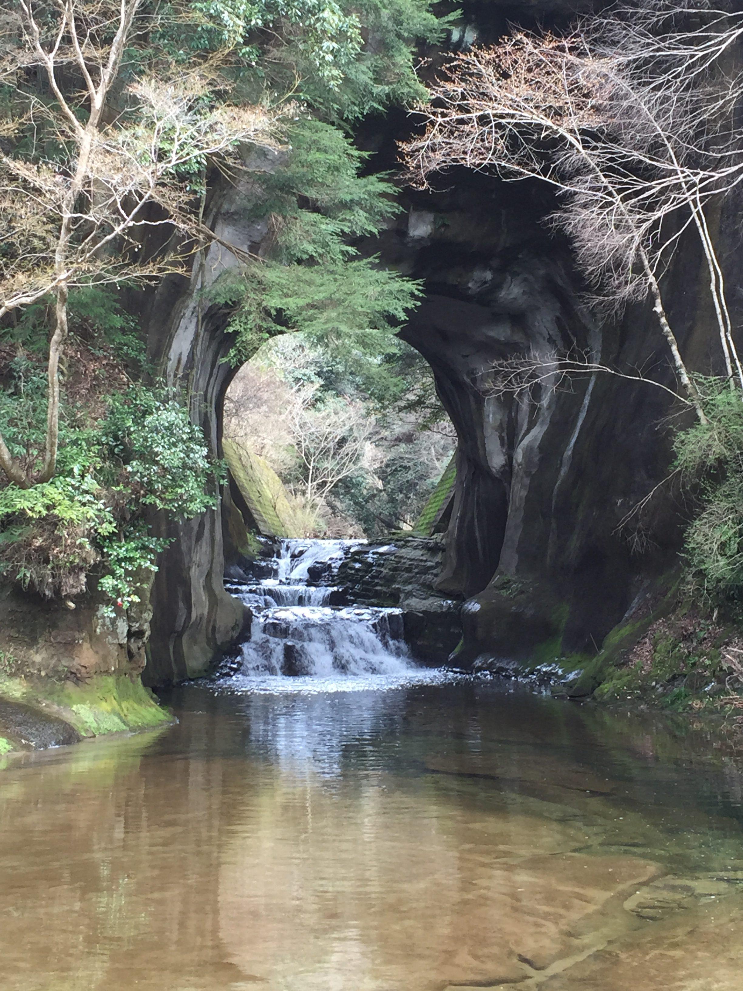 濃溝の滝 ブログ