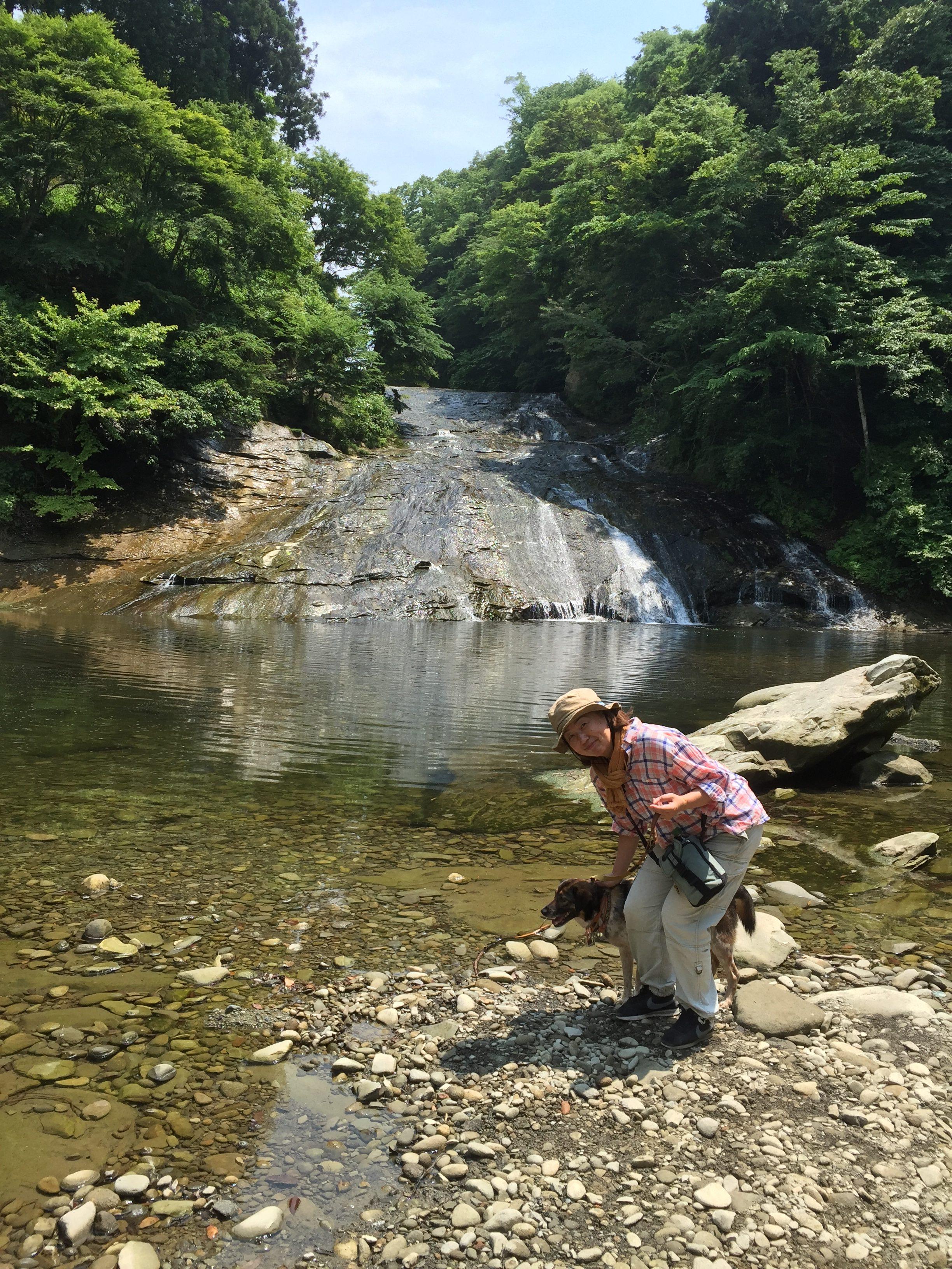 粟又の滝 ブログ