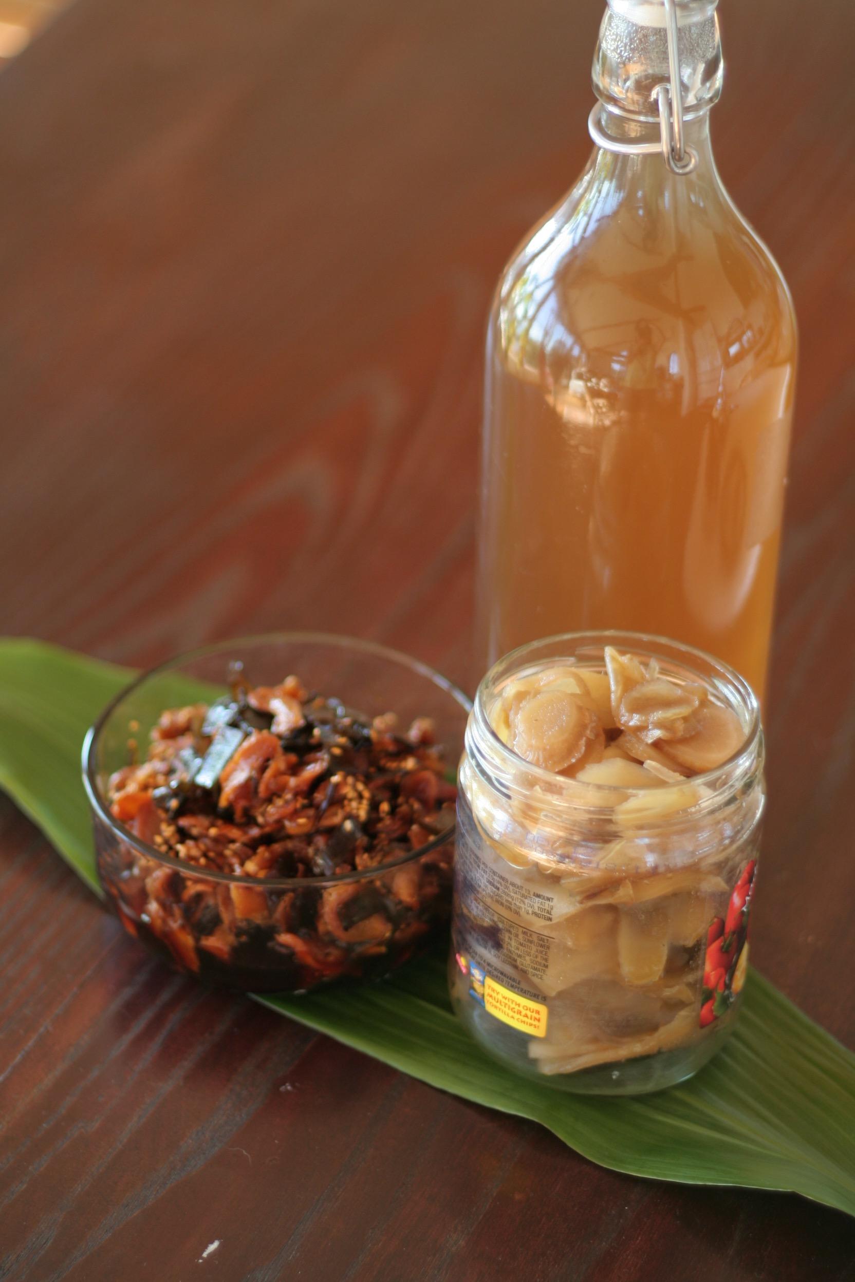 ginger recipe blog