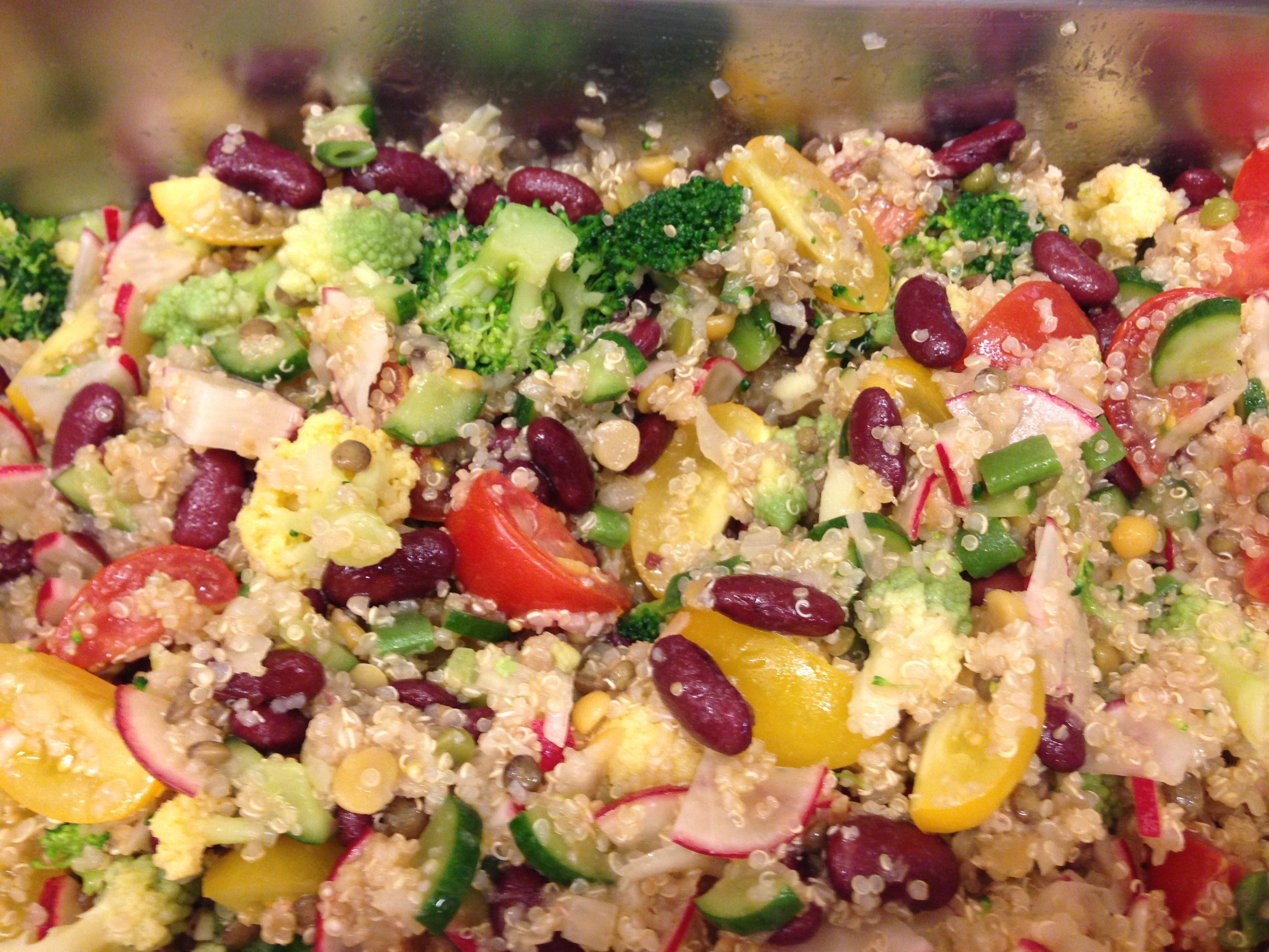 quinoa blog